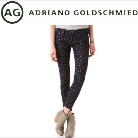 Ag Adriano Goldschmied Denim - Adriano Goldschmied The Legging Super Skinny Ankle